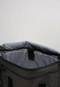 Bugatti - MESSENGER BAG - Across body bag - schwarz/grau - 4