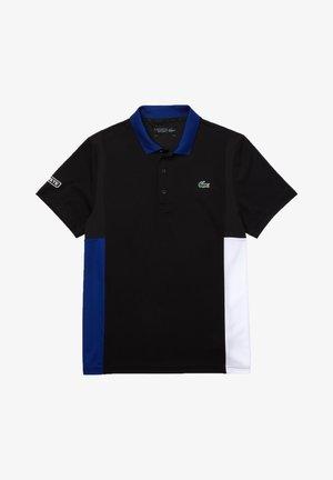 TENINS  - T-shirt de sport - noir/bleu/blanc/blanc