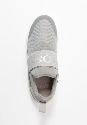 TRAINERS - Mocassins - medium grey