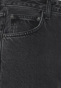 American Vintage - YOPDAY - Relaxed fit jeans - black - 2