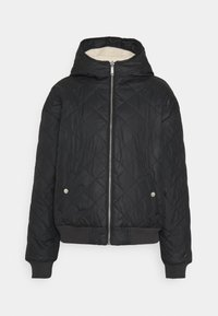Hollister Co. - REVERSIBLE - Winter jacket - black - 0