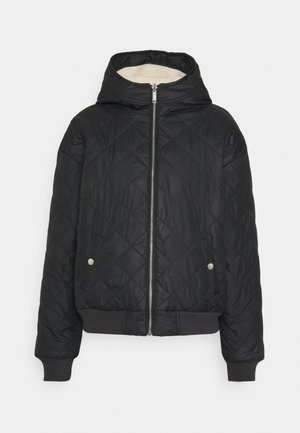 REVERSIBLE - Winter jacket - black
