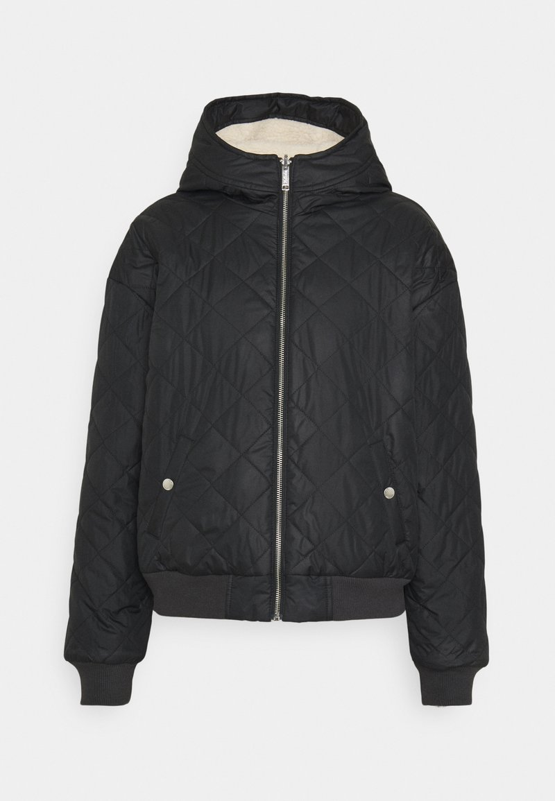Hollister Co. - REVERSIBLE - Winter jacket - black