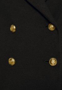 Pinko - BOSNIA CAPOTTO - Classic coat - black - 3