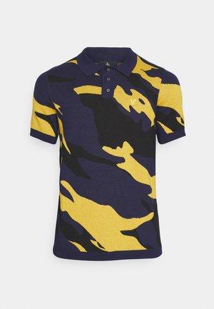 ABSTRACT  - Koszulka polo - navy
