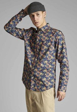 Camisa - copen blue