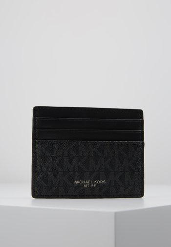 TALL CARD CASE UNISEX - Wallet - black
