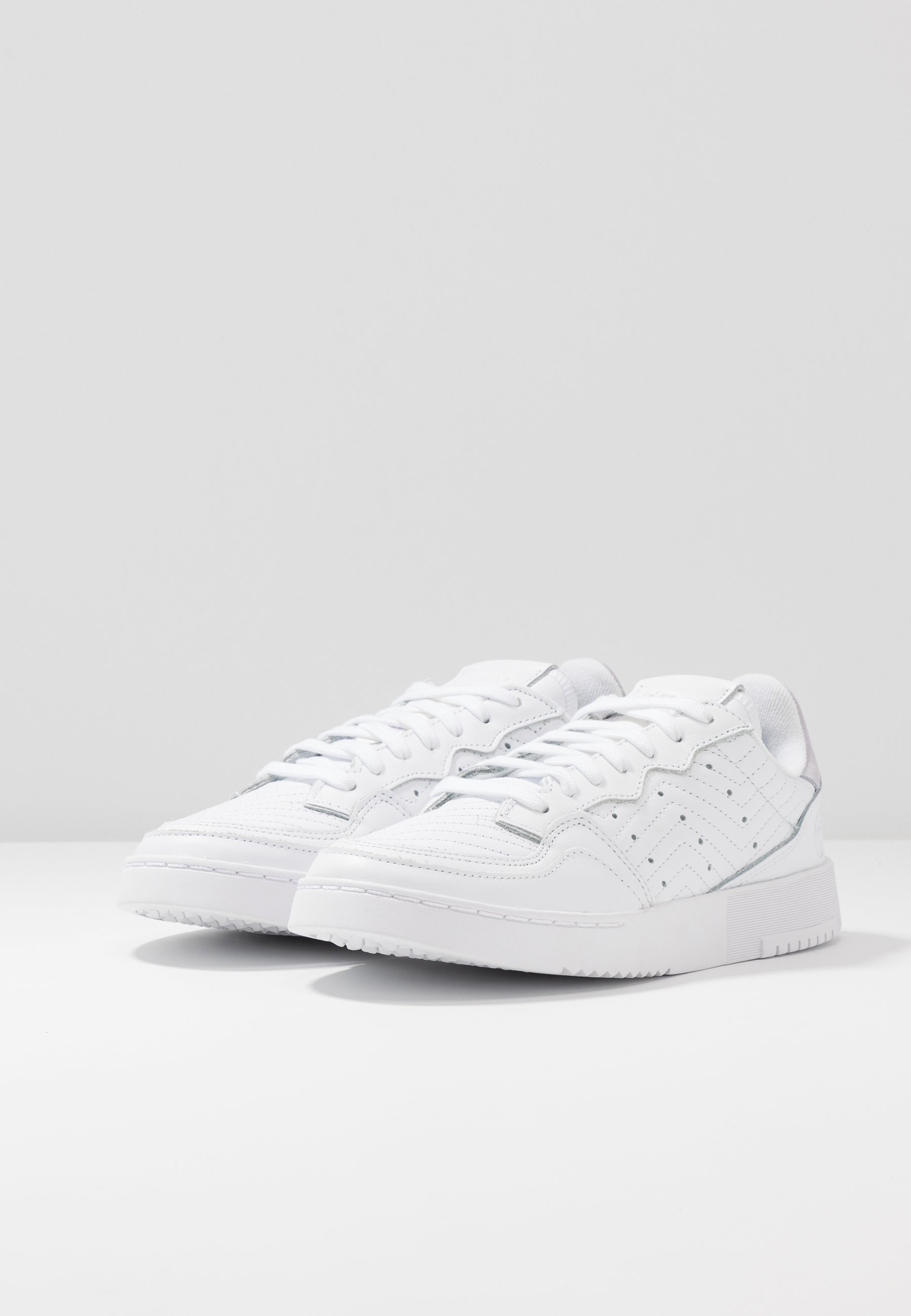 SUPERCOURT Sneaker low footwear whitepurple tint