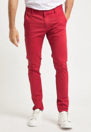 Chino kalhoty - rot