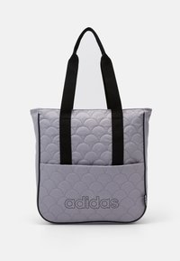 adidas Performance - TOTE - Sports bag - glow grey/black/white - 1