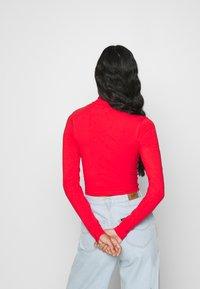 Ellesse - VORAN - Long sleeved top - red - 2