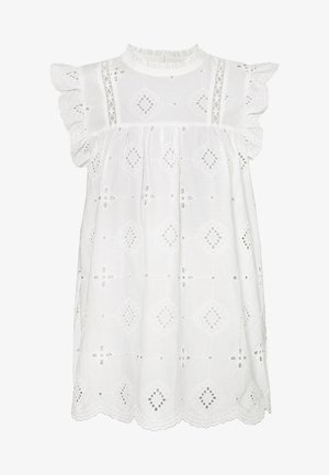 TALL SUSTAINABLE SHELL  - Bluse - ivory