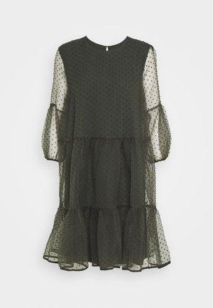 KATERINA DRESS - Cocktail dress / Party dress - beetle green
