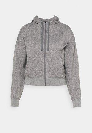 JACKET - Kurtka sportowa - medium grey heather
