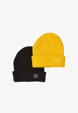 2 PACK - Muts - yellow/black