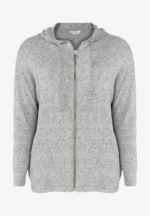 Sudadera con cremallera - grey