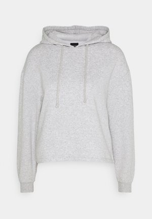 PCCHILLI HOODIE - Hoodie - light grey melange