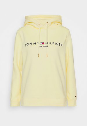 REGULAR HOODIE - Sweatshirt - frosted lemon