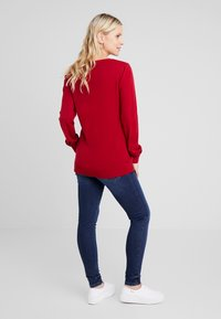 LOVE2WAIT - X-MAS - Strickpullover - red - 2