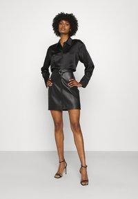 HUGO - LELISA - Pencil skirt - black - 1