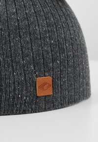 Chillouts - LOWELL HAT - Beanie - dark grey - 2