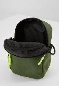 MSGM - Across body bag - army - 5
