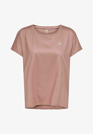 ONPAUBREE - Basic T-shirt - withered rose