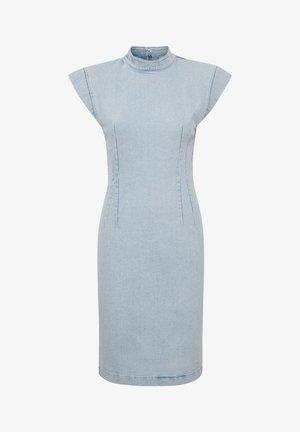 DREWIGZ  - Denimové šaty - light blue vintage