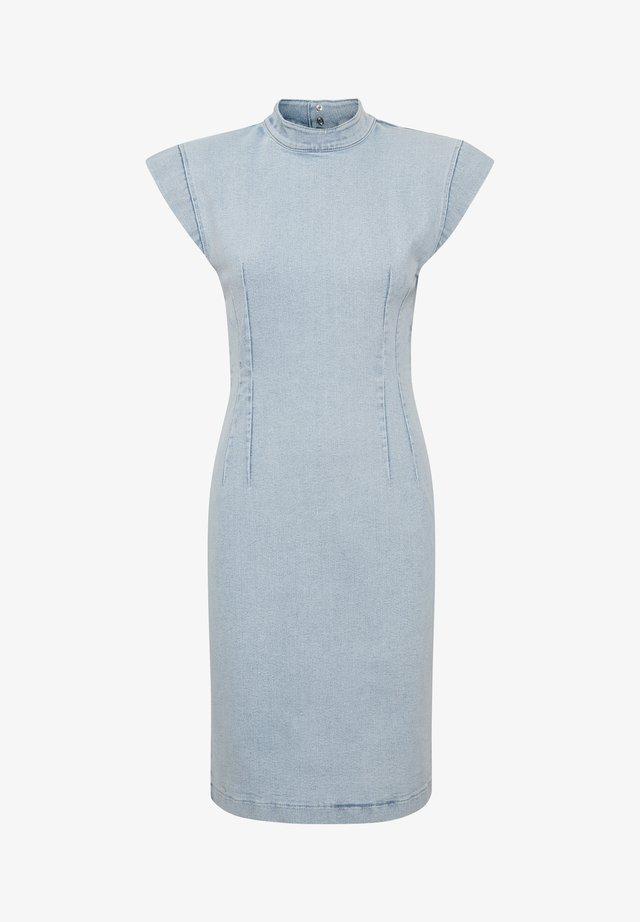 DREWIGZ  - Spijkerjurk - light blue vintage