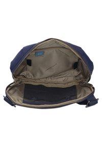Piquadro - Bum bag - blue - 4