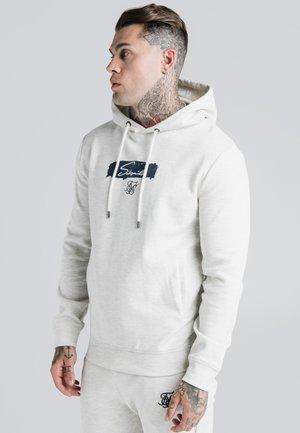OVERHEAD HOODIE - Bluza - light grey