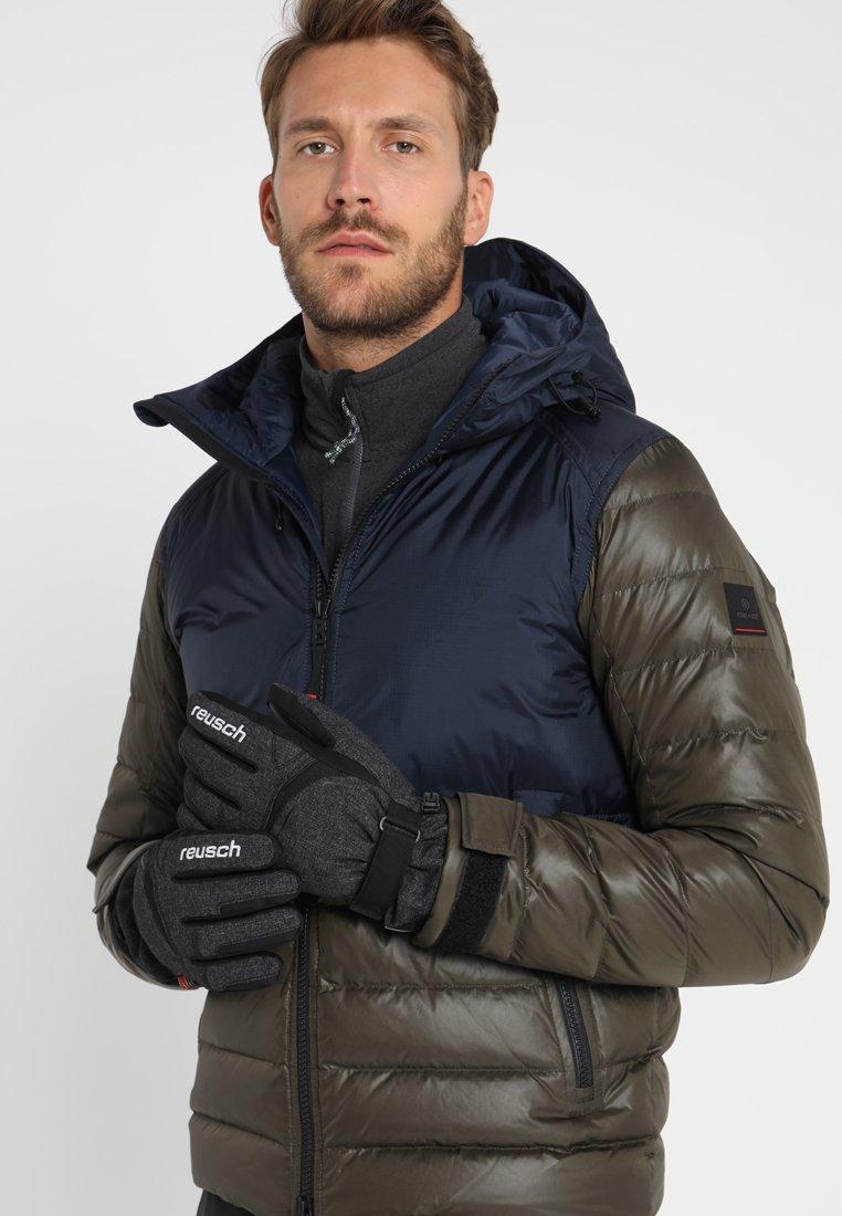 Reusch - PRIMUS R-TEX® - Gloves - black/black melange