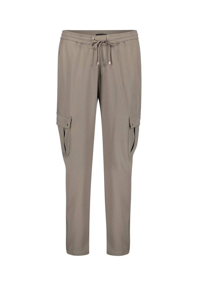 """DAMEN HOSE """"EASY"""" - Cargo trousers - grau (13)"""