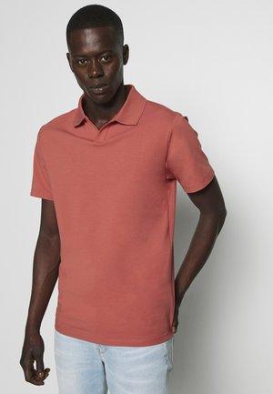 SOFT - Polo shirt - pink cedar