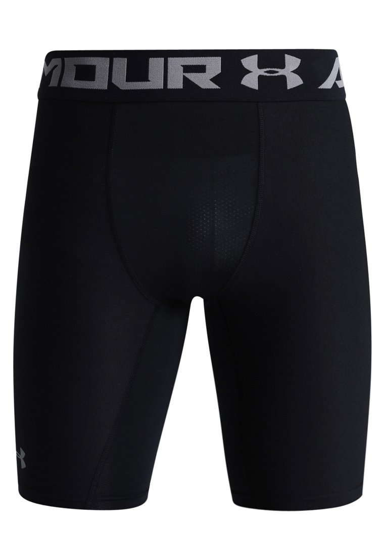 Men HG ARMOUR 2.0 LONG SHORT - Base layer - black/graphite