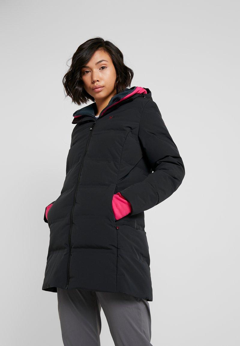 YETI - AUKEA BONDED COAT - Down coat - black