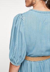 s.Oliver - Maxi dress - blue lagoon denim - 6