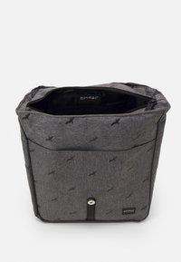 Spiral Bags - BIRD UNISEX - Plecak - charcoal - 2