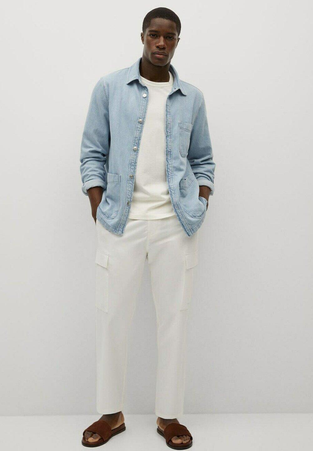Homme BRINDO - Pantalon cargo