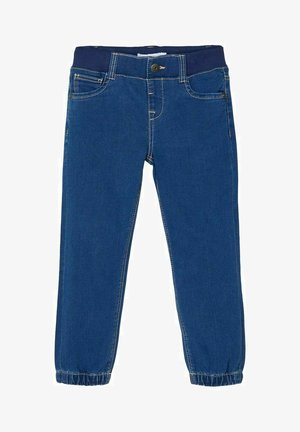 BAGGY FIT - Jeans Tapered Fit - medium blue denim