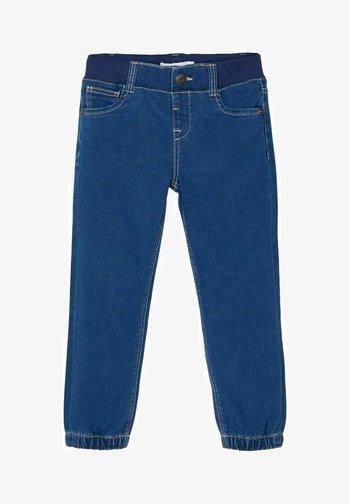 BAGGY FIT - Jeans Tapered Fit - medium blue denim