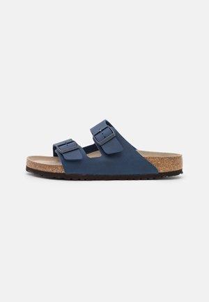 ARIZONA SOFT FOOTBED - Pantoffels - desert soil blue