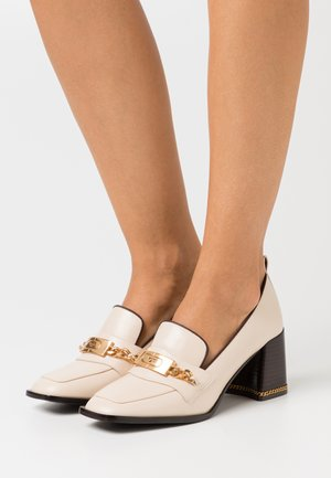 RUBY LOAFER - Pumps - dulce de leche/coconut