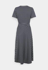 Marella - NAUTICA - Jersey dress - blu/bianco - 6