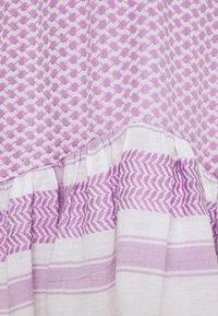 CECILIE copenhagen - STINNE - Gonna a campana - purple - 2