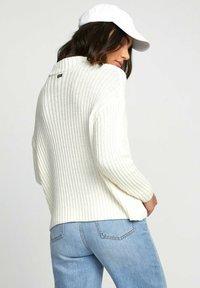 RVCA - ARABELLA - Pullover - off white - 2