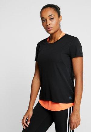 CHILL TEE - Print T-shirt - black