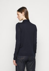 Lauren Ralph Lauren - TIE NECK - Jumper - navy - 2