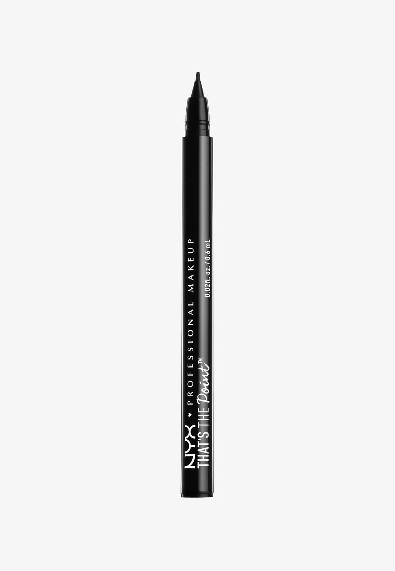Nyx Professional Makeup - THATS THE POINT EYELINER - Eyeliner - 7 hella fine