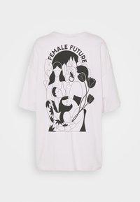 Even&Odd - T-shirts print - lilac - 7